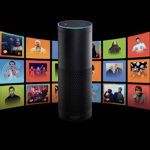 ¿Cómo escuchar LOS 40 en Alexa?