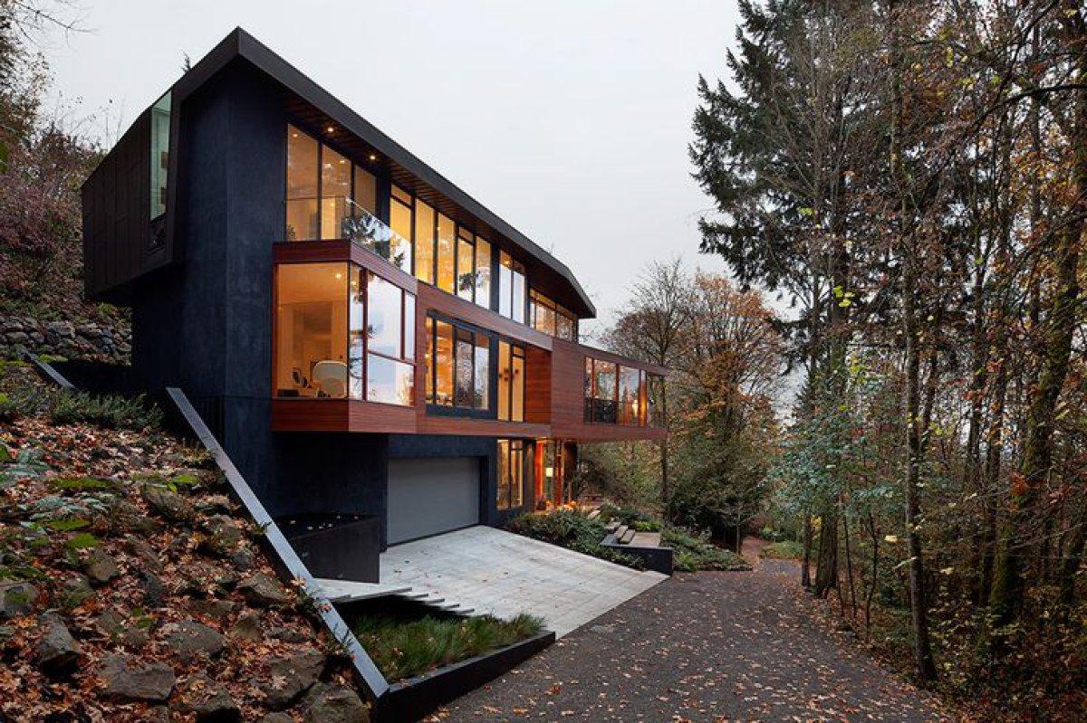 10 casas de película en las que querrías vivir