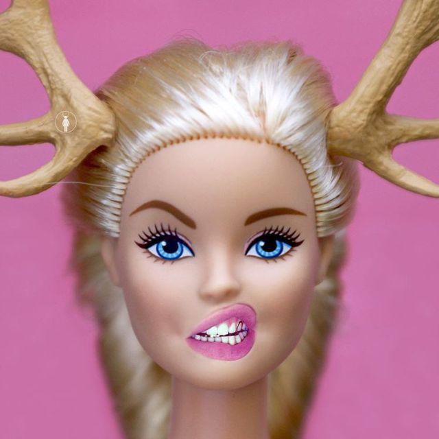 Trophy Wife Barbie ya ha superado los 100.000 seguidores en IG
