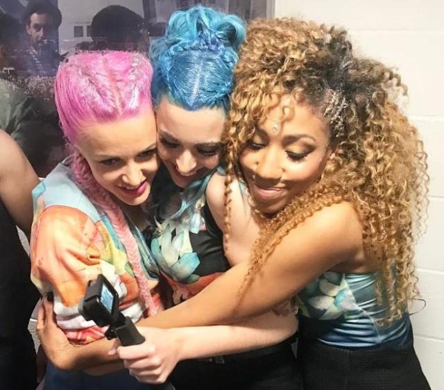 Sonia, Alba y Tamy son mucho más que una girlband para adolescentes