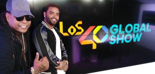 Tony Aguilar entrevista a la