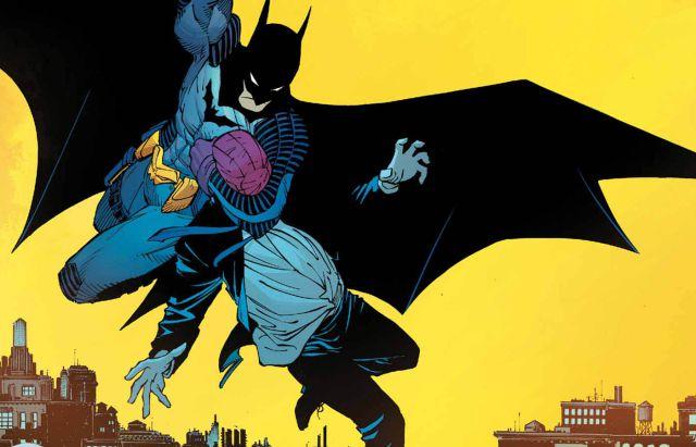 La primera historia de Batman
