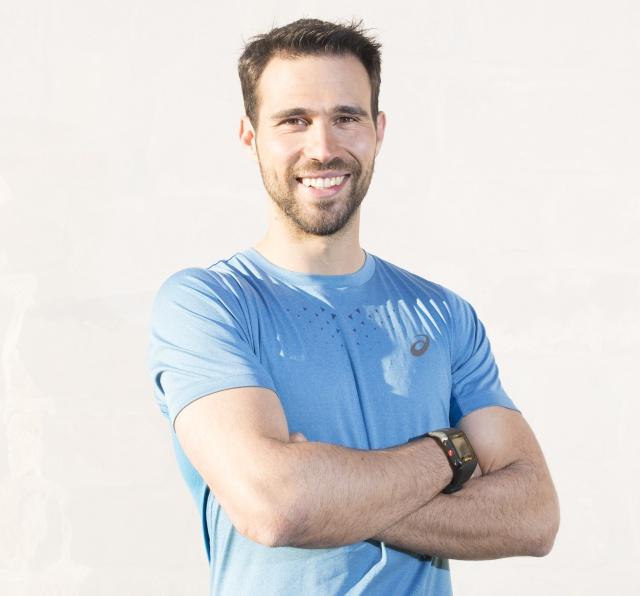 El personal trainer y comunicador estrena blog en los40.com para hablar de los temas que más controla: ¡te vas a poner en forma!