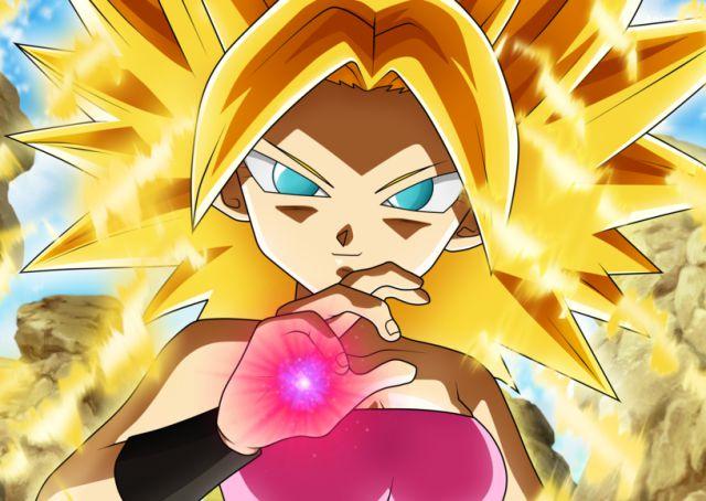 Caulifla será una guerrera del Universo 6