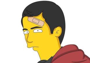 ¿Cómo serían los protagonistas de Por Trece Razones en Los Simpson?