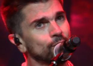 Vuelve a ver a Juanes en LOS40 LIVE SHOW foto a foto