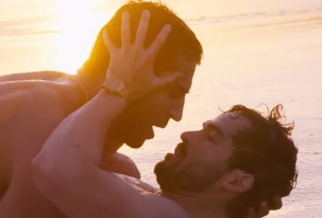 Los actores protagonizan la escena más caliente de la segunda temporada