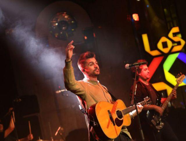 Vuelve a ver la actuación del colombiano en LOS40 Live Show