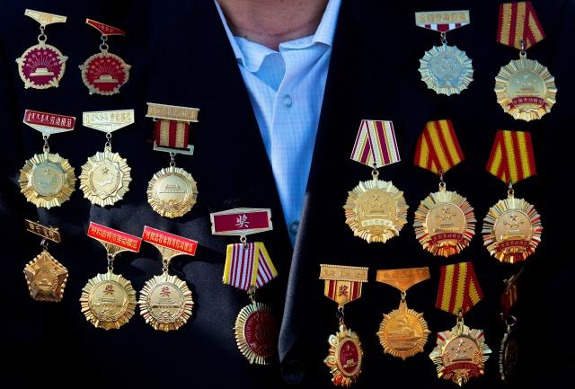Y alguno no son medallas de sus propios países
