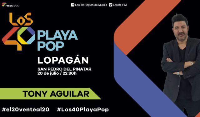 ¡Apúntate al festival! Te esperamos el 20 de julio en San Pedro del Pinatar (Murcia)