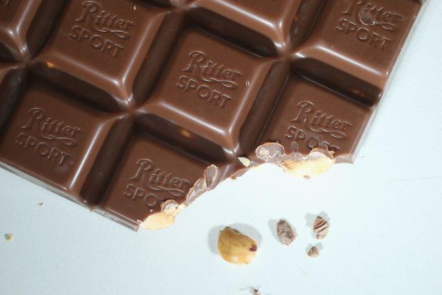 Puedes crear tu tableta de chocolate como quieras