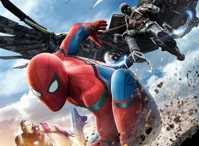Tom Holland se adueña de Peter Parker, no hay nadie mejor.
