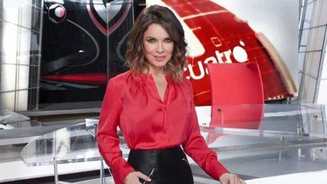 Carme Chaparro, la presentadora de los informativos de Cuatro, responde a la crítica que ha recibido por Twitter