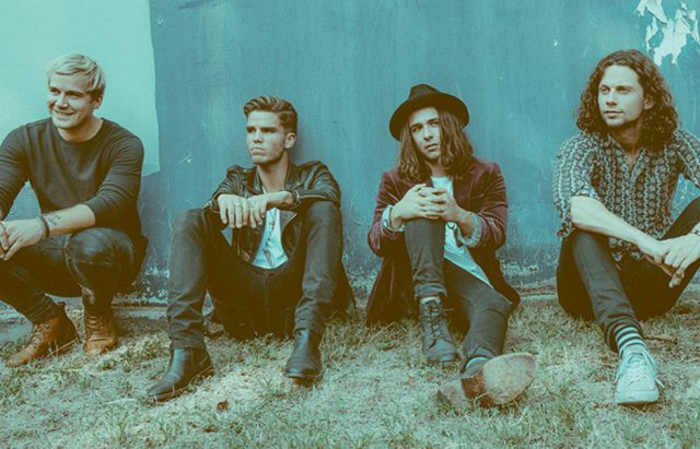 Aspiran a un premio LOS40 Music Awards en la categoría de mejor banda revelación