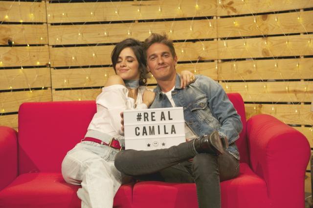 #realCamila: Xavi Martínez entrevista a la artista número uno del momento