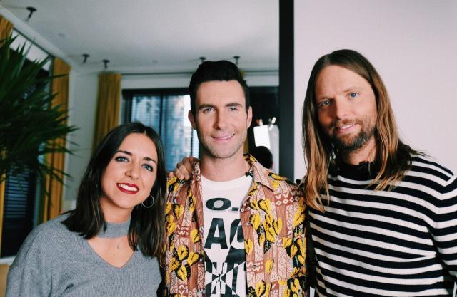 Gema Hurtado se traslada hasta Nueva York para entrevistar a la banda