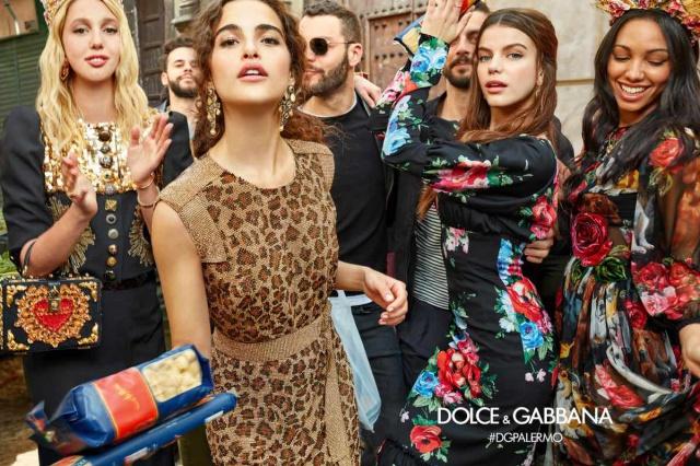 Los comercializa Dolce & Gabbana