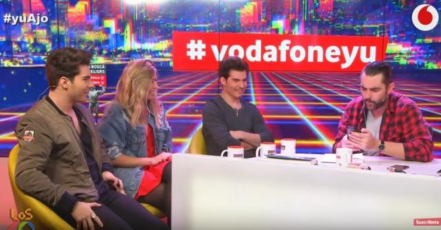 Oona Chaplin y David Verdaguer. Cristina Boscá y Gemeliers. María Herrejón.
