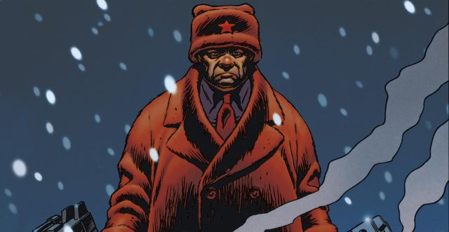 Conoce mejor al dibujante de 'Watchmen'