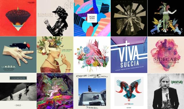 LOS40 Trending repasa las canciones que le alegraron el alma a los festivaleros españoles en este año que termina