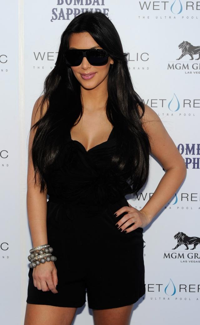 Lo dice Kim Kardashian pero no es la primera