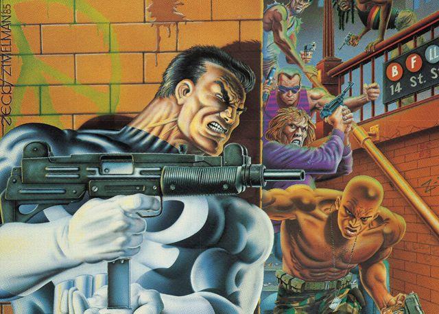 El cómic que convirtió a Frank Castle en un éxito de ventas