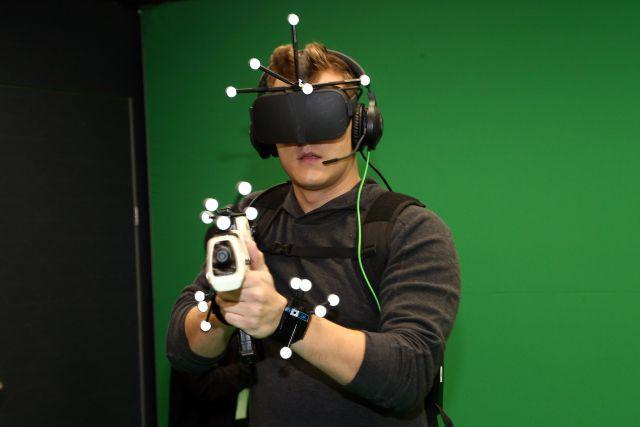Cuidadito con las gafas de realidad virtual