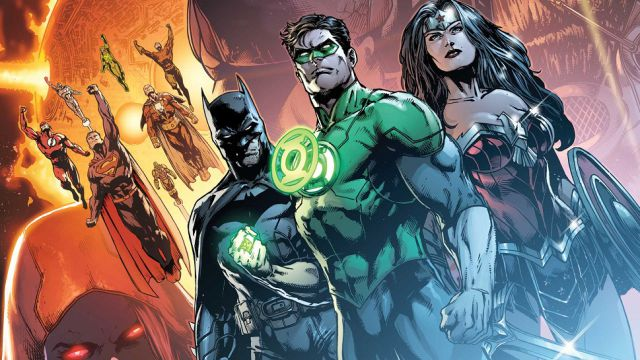 Si aparece Darkseid, tenemos cómic