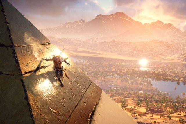 El 'Discovery Tour' de Assassin's Creed debería marcar un antes y un después.