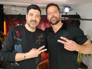 Tony Aguilar entrevista en exclusiva a la gran estrella