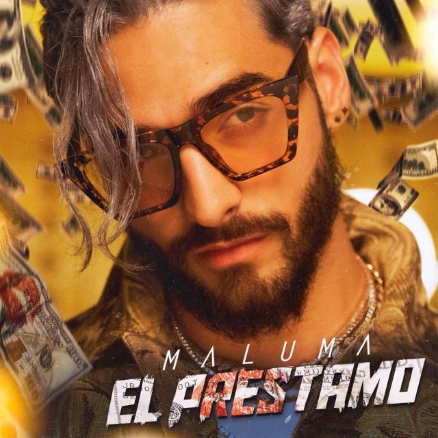 """Resultado de imagen para Maluma presenta su nuevo single y clip de """"El préstamo"""""""