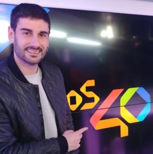 Tony Aguilar entrevista a Melendi para LOS40 Global Show