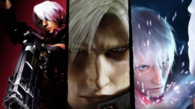 La trilogía original de Devil May Cry re-masterizada