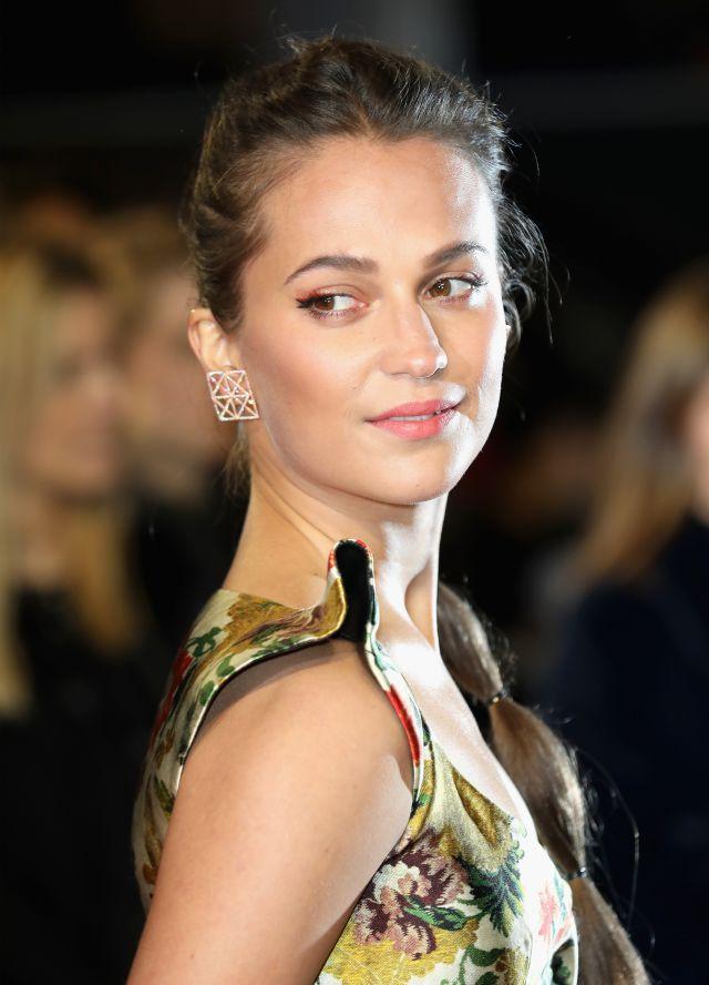 El cuerpo de la actriz para Tomb Raider ha cambiado mucho