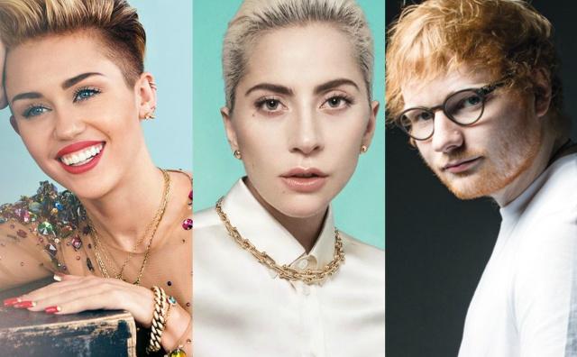 Los artistas del momento estarán en su nuevo disco