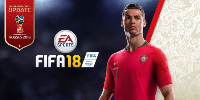 Fifa World Cup Russia 2018 será un descargable en Fifa 18