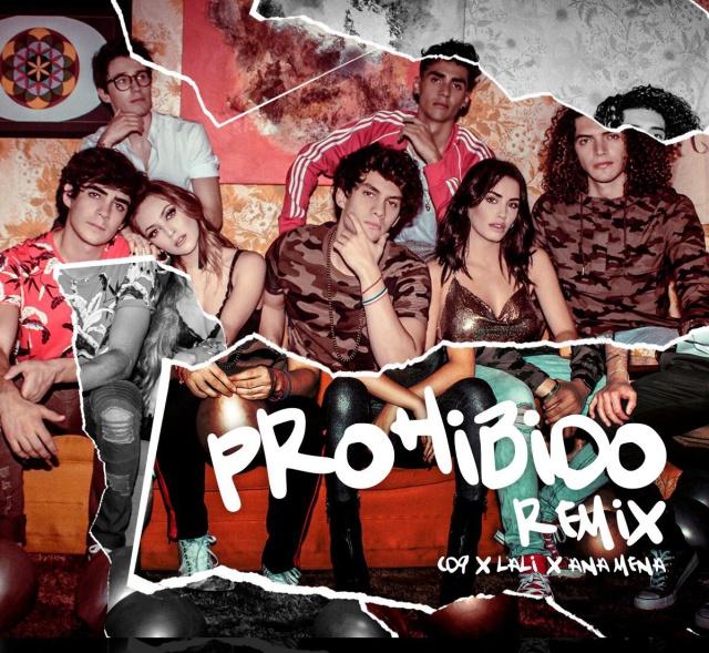 Con su nuevo remix de 'Prohibido'