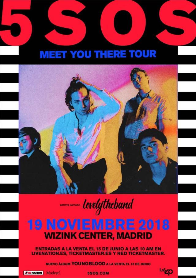 Será el 19 de noviembre en el WiZink Center de Madrid