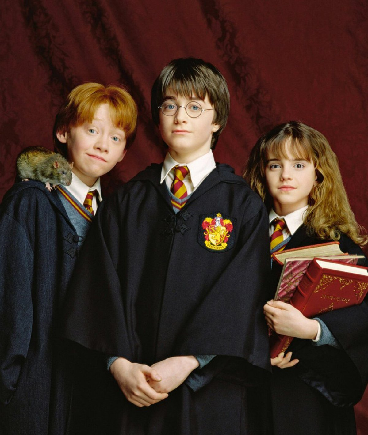 Harry, Ron y Hermione: así crecieron en \'Harry Potter ...