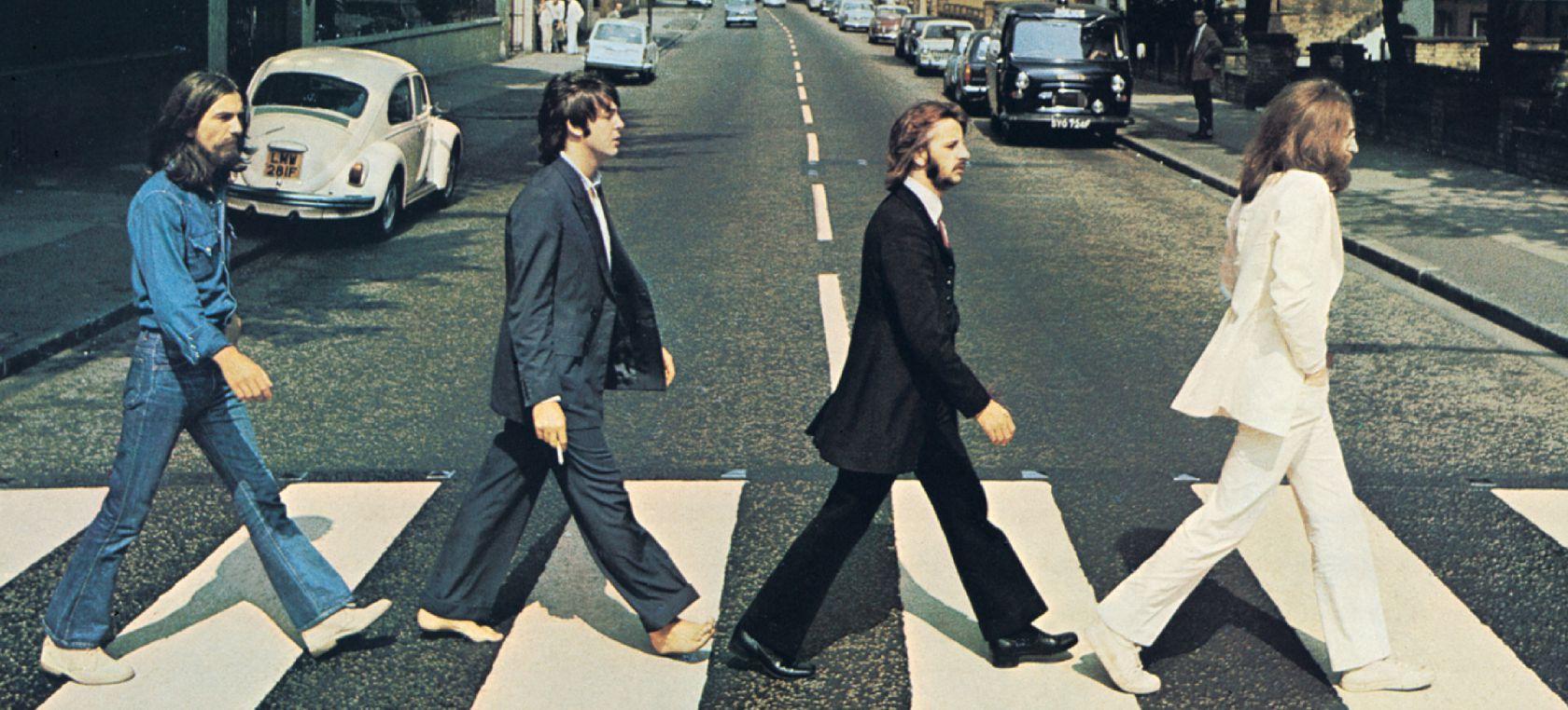 La icónica foto de The Beatles en Abbey Road cumple 50 años | LOS40 Classic  | LOS40