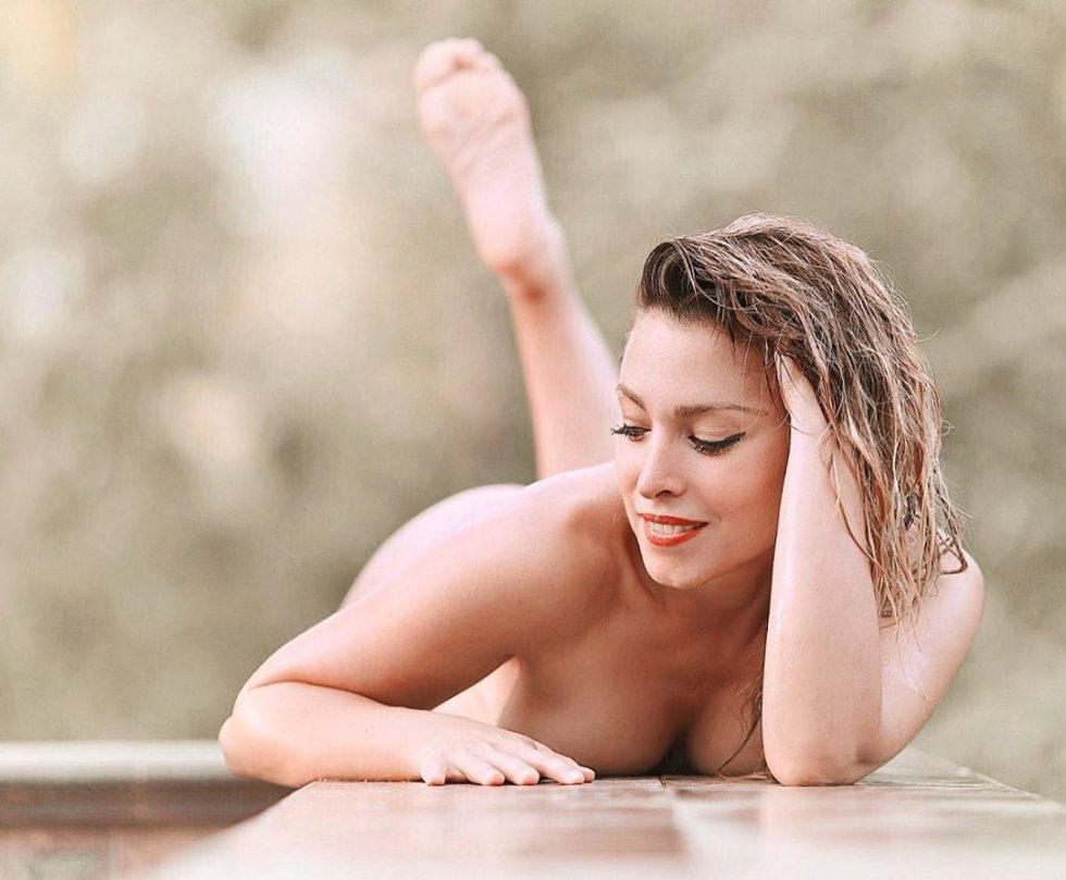 Ana Polvorosa Desnuda de omar ayuso a amaia: el desnudo integral ha sido la