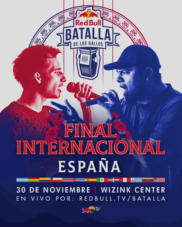 Quién Es Quién Conoce A Los Participantes De La Final Internacional Red Bull Batalla De Los Gallos 2019 Fotogalería Música Los40