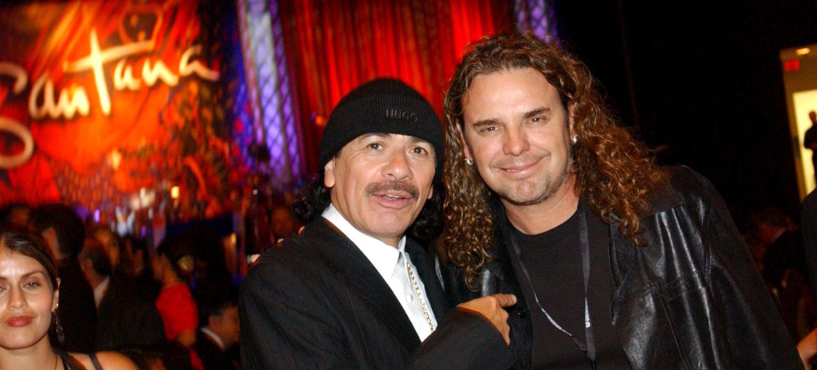 La Anécdota De Carlos Santana Con Fher De Maná Para Corazón Espinado Los40 Classic Los40