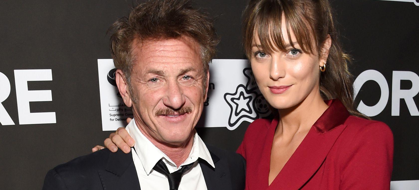 Sean Penn se casa en secreto con su novia a la que dobla la edad ...