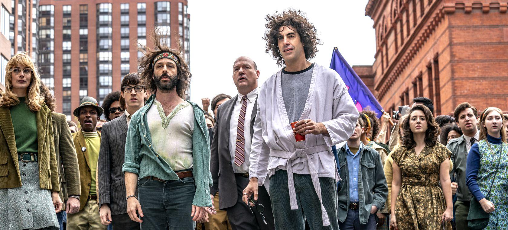 El Juicio de los 7 de Chicago Critics Choice Awards 2021