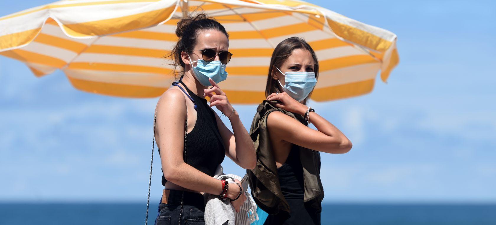 Una nueva norma del BOE endurece el uso de mascarilla en la playa |  Actualidad | LOS40