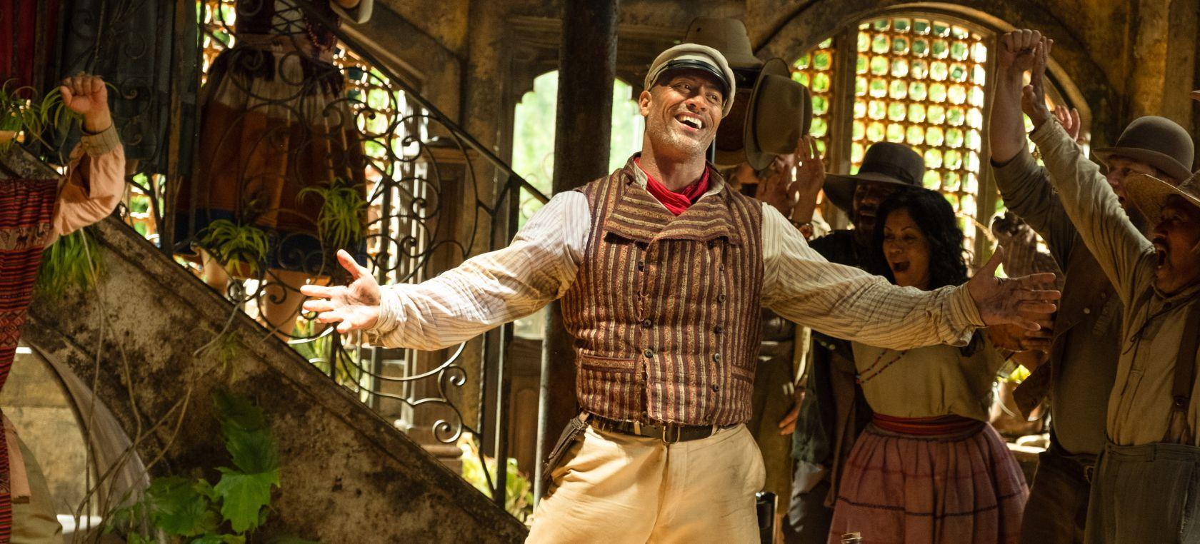 Jungle Cruise': un delirante cruce entre 'Indiana Jones' y 'Piratas del  caribe' con acento español   Cine y Televisión   LOS40