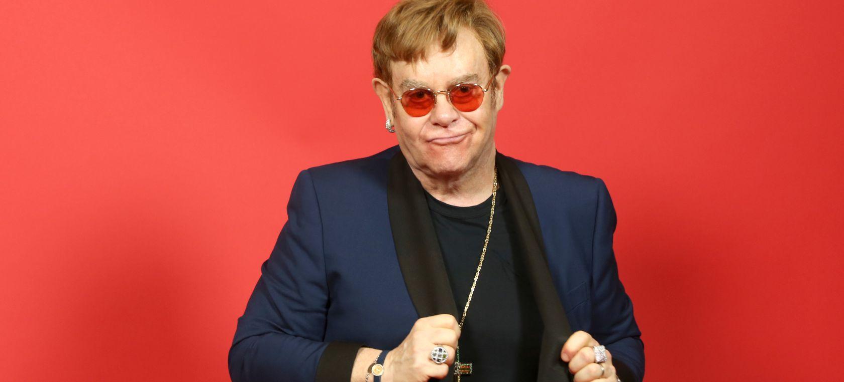 Elton John se atreve con el K-Pop de BTS y se hace viral | Música | LOS40