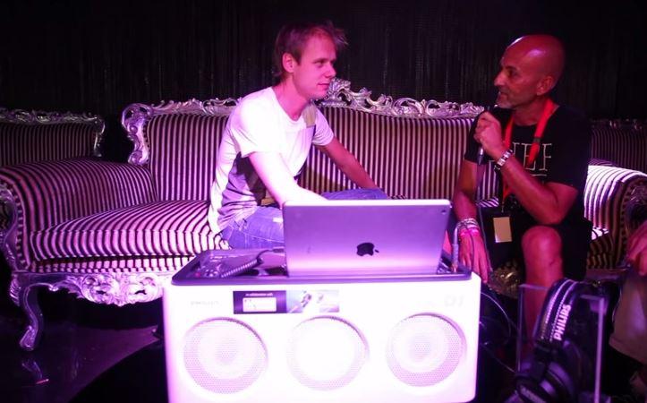 Entrevistamos a Armin Van Buuren en Ibiza