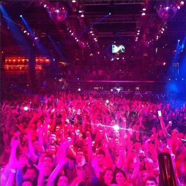 Momento remeber: DJ Nano en la fiesta MaximaFM